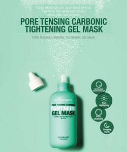 So Natural - PORE TENSING CARBONIC TIGHTENING GEL MASK