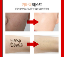 Load image into Gallery viewer, Holika Holika - Hard Cover Perfect Cushion SPF50+ PA++ (4 Colors)