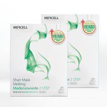 Load image into Gallery viewer, SHARRMASK - Melting Madecassoside Facial Mask (Green)