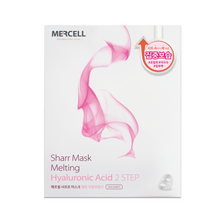 Load image into Gallery viewer, SHARRMASK Melting Hyaluronic acid Facial Mask (Pink)