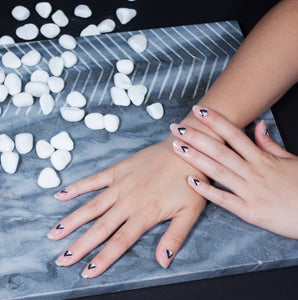 GN09-12 Kosette Gel Nail Stickers (BUY1 GET 1 FREE)