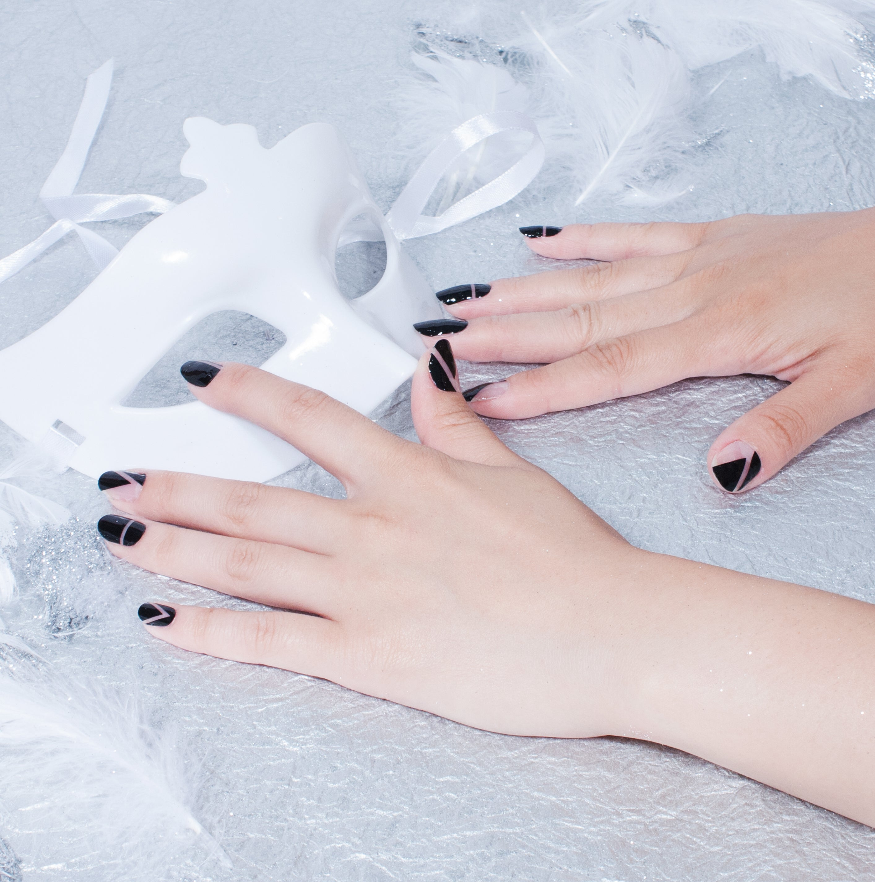 GN11-15 Kosette Gel Nail Stickers (BUY1 GET 1 FREE)