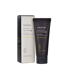Load image into Gallery viewer, Innisfree - Super Volcanic Peel Off Mask 2X 100ml