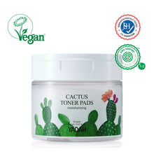 Load image into Gallery viewer, Cactus Toner Pads150ml/60 pads