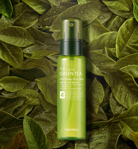 TONYMOLY - The Chok Chok Green Tea Mild Watery Micro Mist 90ml