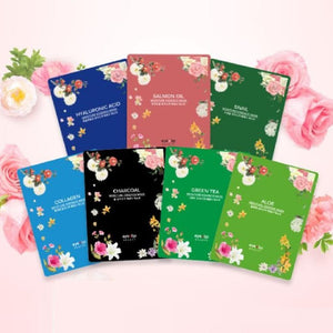 EYENLIP - Moisture Essence Mask (Buy 5 Get 5 Free)