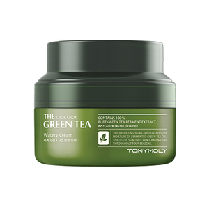 TONYMOLY - The Chok Chok Green Tea Watery Cream