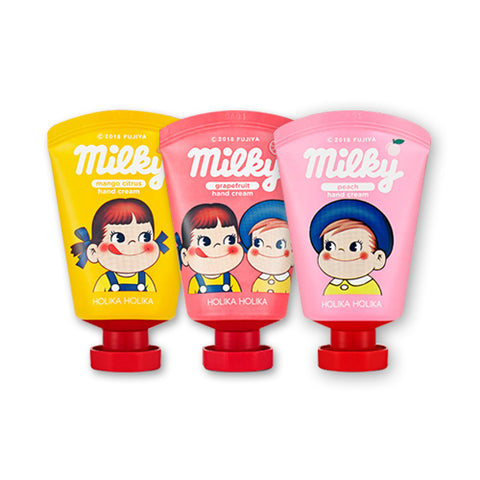 Peko Hand Cream 30ml (3 Types) (Sweet Peko Limited Edition)