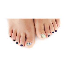 Load image into Gallery viewer, Kosette Gel Pedicure Sticker Magic Moment