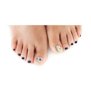 Kosette Gel Pedicure Sticker Magic Moment