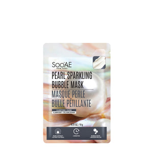 Soo'AE - Pearl Sparkling Bubble Mask (single)