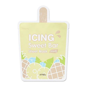 A'PIEU - Icing Sweet Bar Sheet Mask (4 Types)