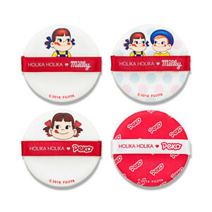 Hard Cover Cushion Puff Set 4P (Sweet Peko Limited Edition)