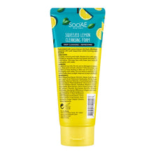 Load image into Gallery viewer, Soo'AE - Squeezed Lemon Cleansing Foam 150ml