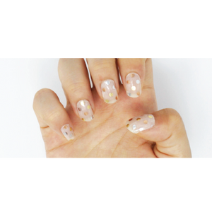 Kosette Gel Nail Sticker Sunlight