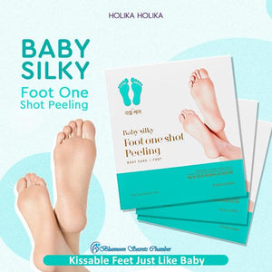 Holika Holika - Baby Silky Foot One Shot Peeling