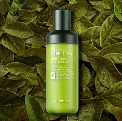 TONYMOLY - The Chok Chok Green Tea Watery Lotion 160ml