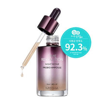 Load image into Gallery viewer, MISSHA - Time Revolution Night Repair Probio Ampoule 50ml