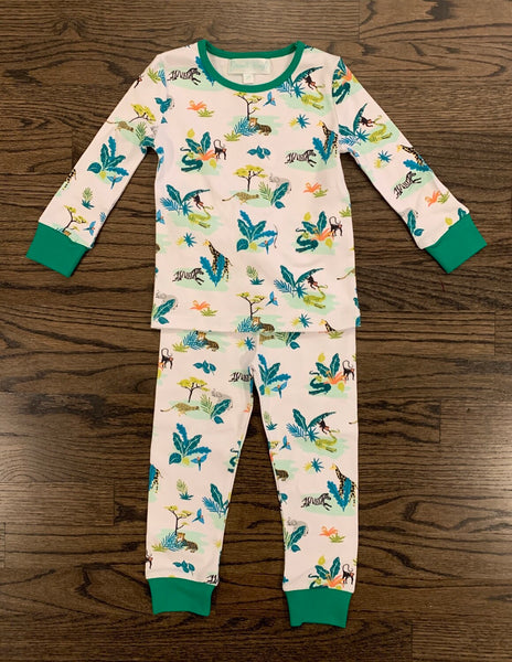 Pyjamas -SAFARI PRINT