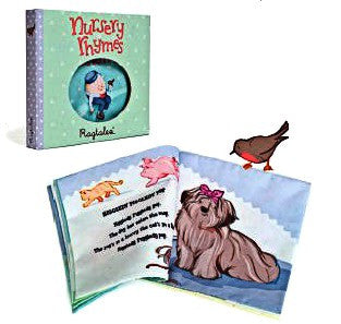 NURSERY RHYMES RAG BOOK