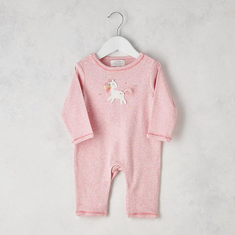 Crochet Unicorn Babygrow