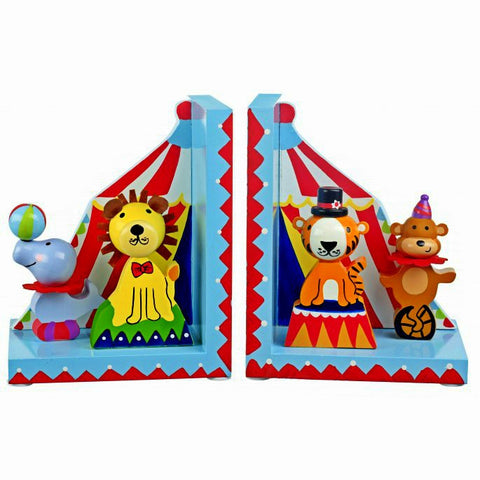 Circus Bookends