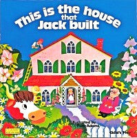 House That Jack Built (Classic Books With Holes Big Book)