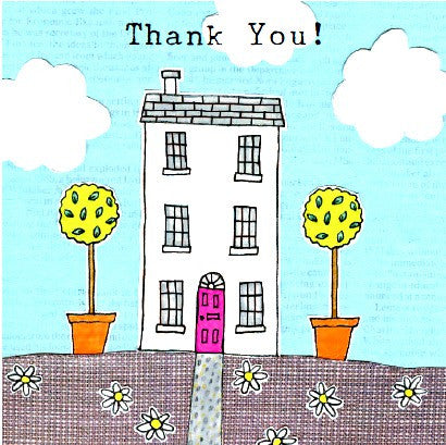 Thank you - House & Garden
