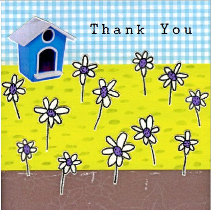 Thank You - Daisies