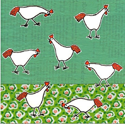 Blank - French Hens