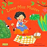 Little Miss Muffet (Classic Books With Holes Board Book)
