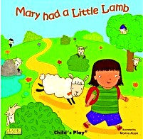 Mary had a Little Lamb (Classic Books With Holes Board Book)