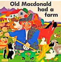 Old Macdonald (Classic Books With Holes Big Book)
