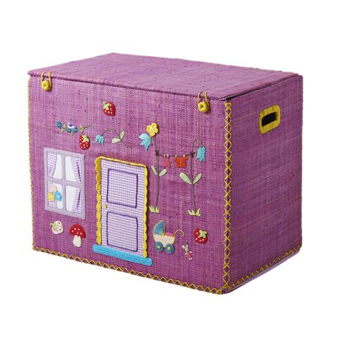 Storage Box - Purple Box