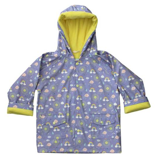 Raincoat - SUNSHINE Print