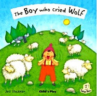The Boy Who Cried Wolf (Flip-Up Fairy Tales)