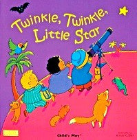 Twinkle, Twinkle, Little Star (Classic Books With Holes Board Book)