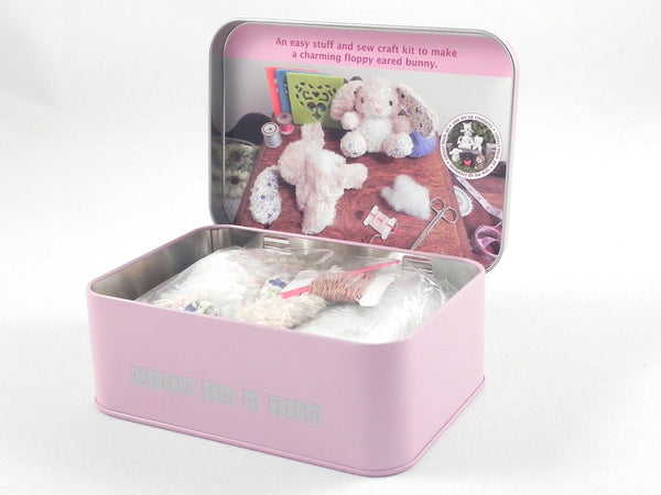 Build a Bunny in a Tin