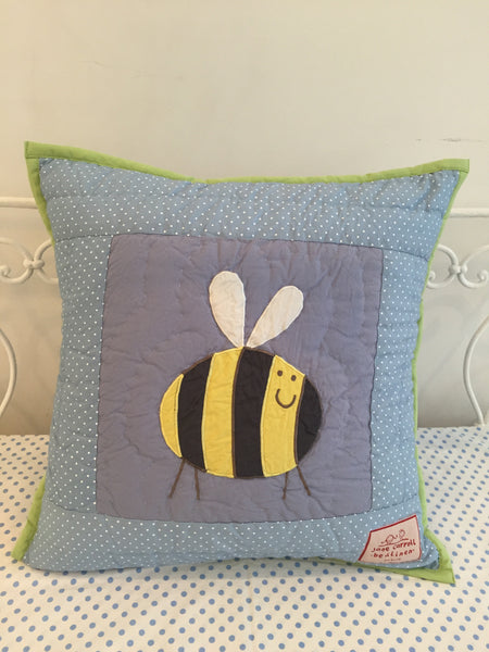 Bumble Bee - Cushion Cover