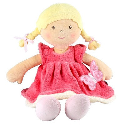 Butterfly Doll - Pink