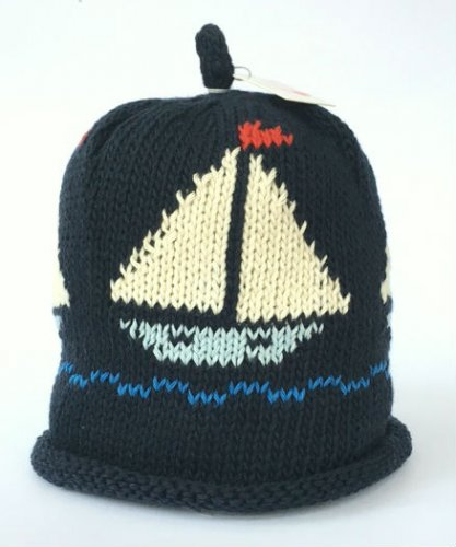 BOAT HAT - VARIOUS COLOURS