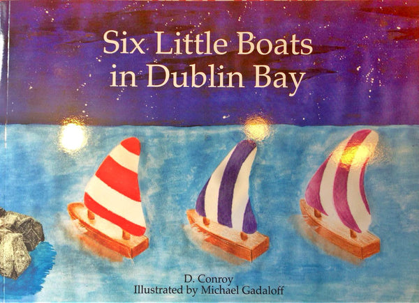 Six Little Boats in Dublin Bay
