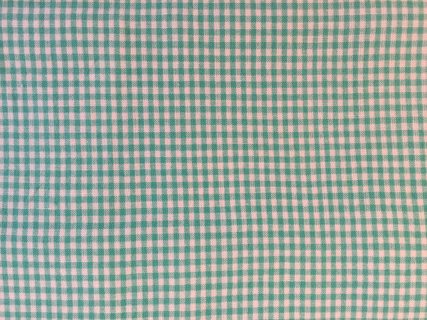 Pillow Case - Green Check
