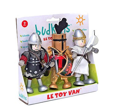 Knights Triple Pack