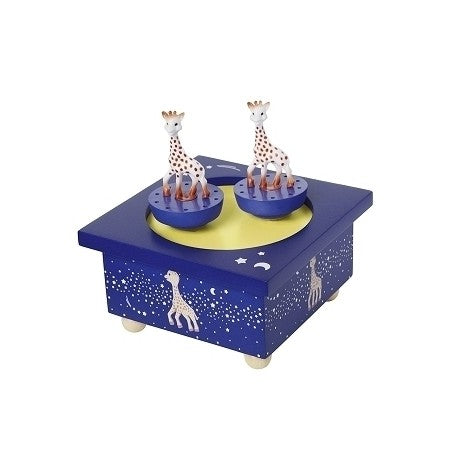 Dancing music box  Sophie the Giraffe