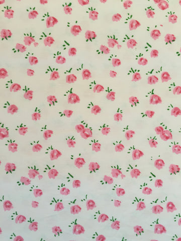 Duvet Cover - Pink Rose