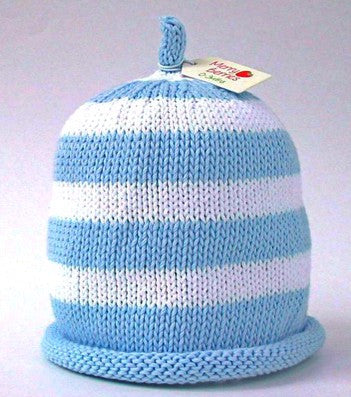 STRIPE HAT - VARIOUS COLOURS
