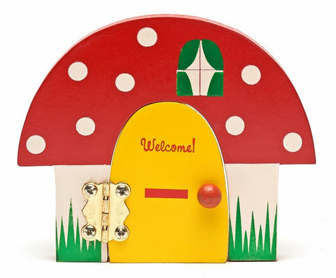 Fairy Door – Toadstool