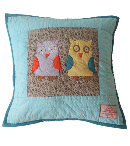 Owl Pair- Sky Dot
