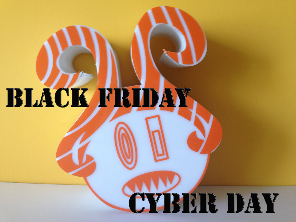 Black Friday - Cyber Day 2017